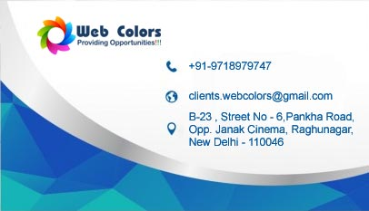 Bussiness card designing web colors online business stationery design company in delhi letterhead designs business card design envelope designs personal visiting card design company in delhi colourmoves